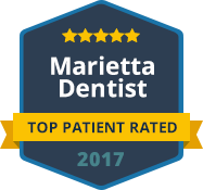 Marietta Dentist - top patient rated - 2017