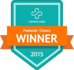Opencare - Patients' Choice Winner 2015